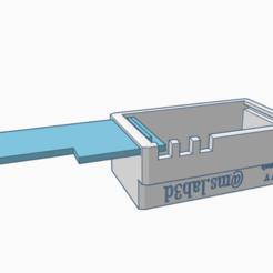 1.PNG Télécharger fichier STL Étui pour batterie LiPo • Plan pour impression 3D, simsek