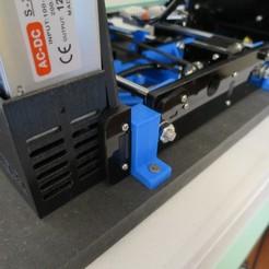 Télécharger plan imprimante 3D gatuit Attelle dorsale Anet A6/A8, ZoKtorR