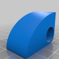 Télécharger fichier impression 3D gratuit Remix d'un porte-balai pour balais de plus grand diamètre, ZoKtorR