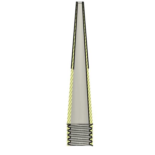 Untitled.png Télécharger fichier STL gratuit buse du pistolet de scellement • Modèle pour imprimante 3D, DadsDiy