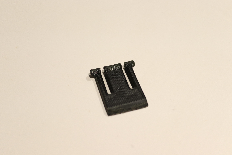 IMG_0212.JPG Download free STL file Keyboard Clip • 3D printer model, DadsDiy