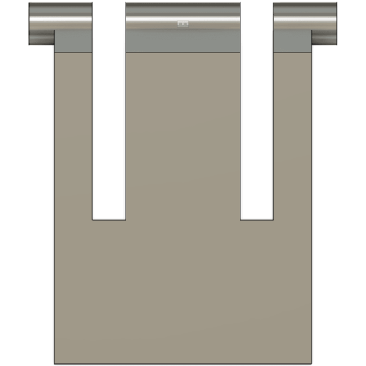 Keyboard Clip .png Download free STL file Keyboard Clip • 3D printer model, DadsDiy