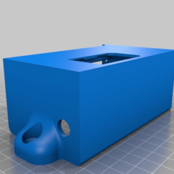 Download free 3D printing templates 30 Amp Power Supply (PSU) Underslung mounting, Gnattycole