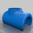 Descargar archivos 3D gratis Bolígrafo de pizarra blanca (marcador) clip magnético, Gnattycole