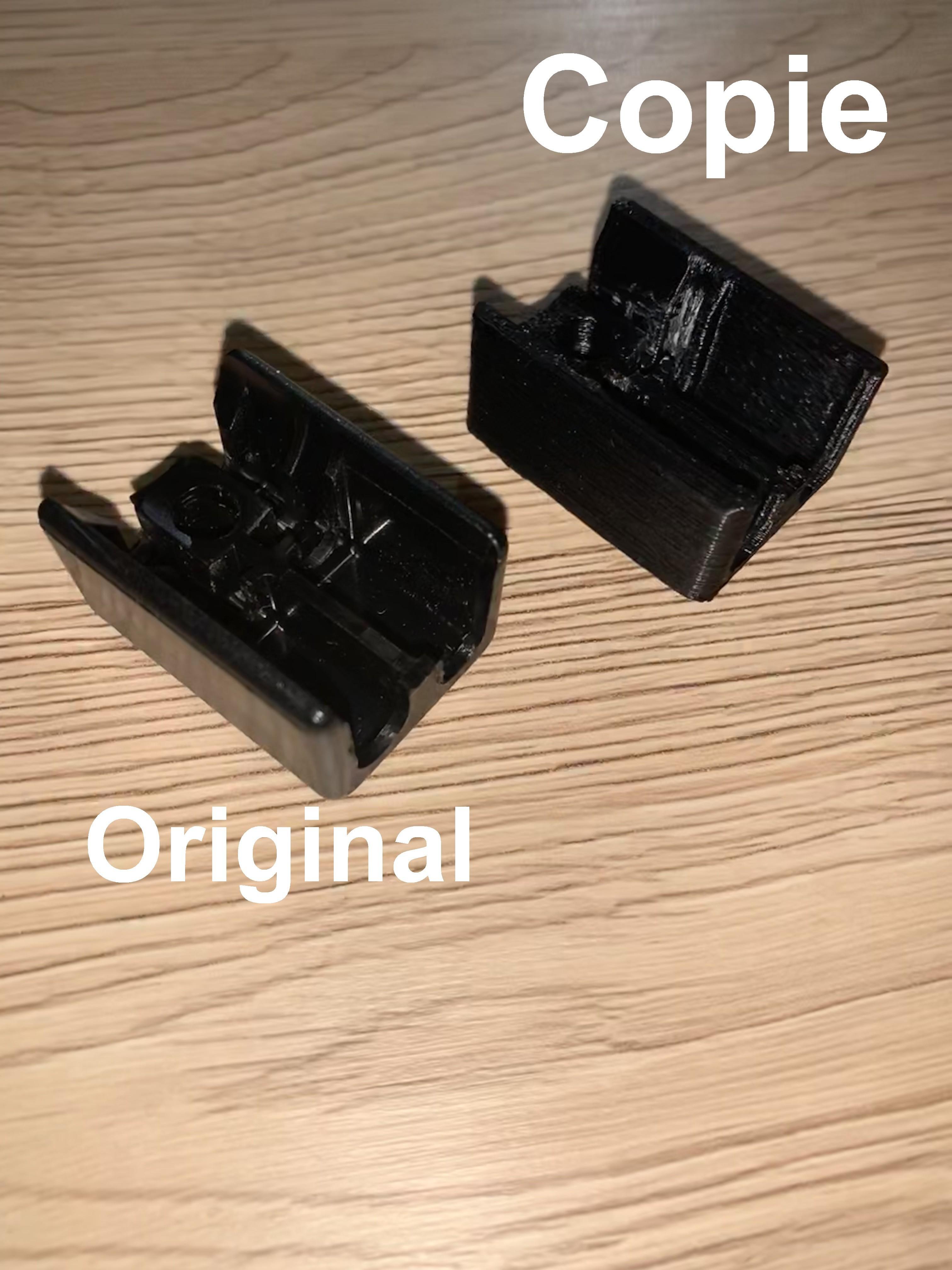 image0.jpeg Télécharger fichier STL gratuit Bloque câble (Tondeuse) • Plan à imprimer en 3D, Cozi_Officiel