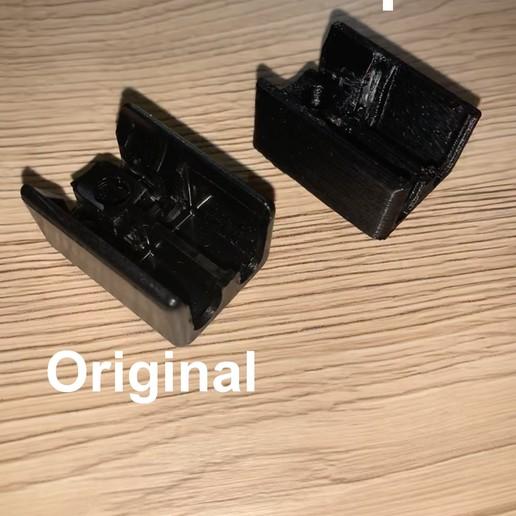 Télécharger modèle 3D gratuit Bloque câble (Tondeuse), Cozi_Officiel