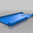Download free STL file Mi Mix 2 snap on case • 3D printer model, JannisJFry