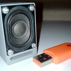Download free 3D printing models Speaker Box, jpo41