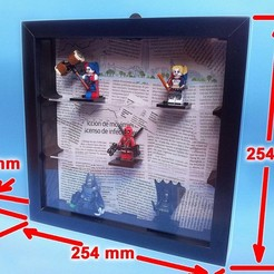marcoIKEA-000.jpg Download free STL file Lego Ikea framework. • 3D printable template, jpo41