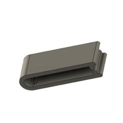 2020-03-18 (5).png Download free STL file CABLE GRIP • 3D printer model, Static