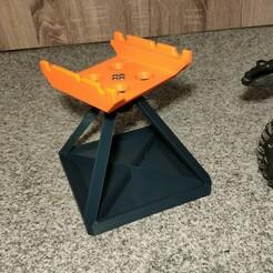 IMG_20201224_121320.jpg Download STL file TRX 4 rotating stand • 3D printing template, dansakslcz