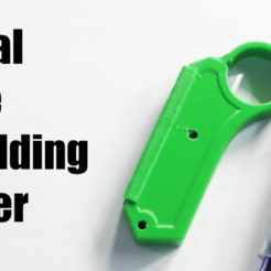Download free STL file Spiral Wire Shielding Cutter • 3D printing template, Supersystems
