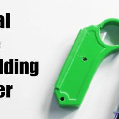 Télécharger objet 3D gratuit Coupeuse de blindage à fil spiralé, Supersystems