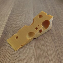 IMG_20200521_163728.jpg Download STL file Cheese door stopper • 3D print template, tresdeprint