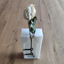Descargar modelos 3D para imprimir Invisible vase, tresdeprint