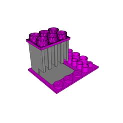 Download 3D printing models Electronic cigarette cabinet 'Piccolo' e-cig, derf35