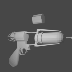 Descargar modelos 3D ¡DE-GUN! (De Megamind), soulster100