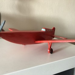Download 3D print files The Stratoship from Jo and Zette, janhoog1954