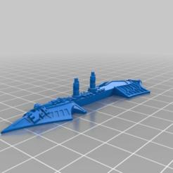 83373daa7b04ed0faaf5c7d4cb604428.png Download free STL file BFG Chaos Cruisers with Chaos Mark • 3D printing model, Tinnut