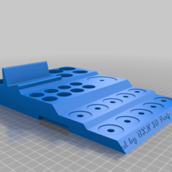 Vape_Stand_P1.png Download free STL file Vape Stand • Template to 3D print, Brixodin