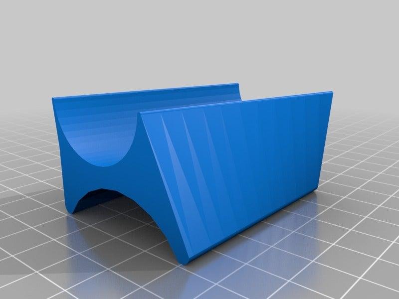c18be0c3600ce741bc166e8f8afa84c9.png Download free STL file OSCO mounting adapter V-strom 1000 ('14-) • 3D printer model, Milan_Gajic