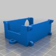Download free STL file Andoer Action Cam lanyard frame • 3D printable object, Milan_Gajic