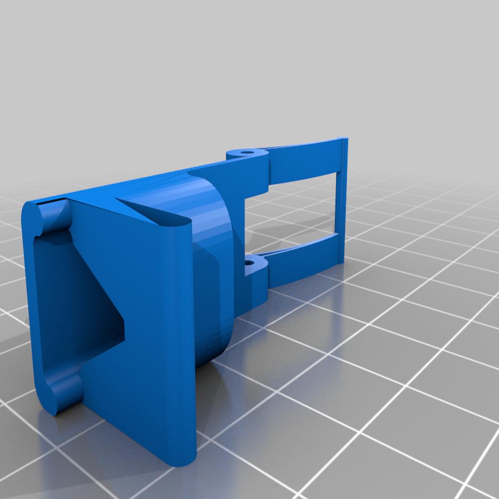 MountLockSpringloadedUNTESTED.png Télécharger fichier STL gratuit Support de téléphone pour lit IKEA STUVA / FRITIDS • Plan pour impression 3D, Milan_Gajic