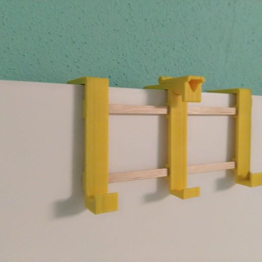 190921-IMG_20190921_104509.jpg Télécharger fichier STL gratuit Support de téléphone pour lit IKEA STUVA / FRITIDS • Plan pour impression 3D, Milan_Gajic