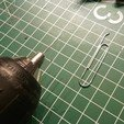 180218-DSC_0224.JPG Télécharger fichier STL gratuit Bouchon magnétique Baikal MP-651K pour poignée ergonomique • Plan pour imprimante 3D, Milan_Gajic