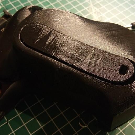 180218-DSC_0221.JPG Télécharger fichier STL gratuit Bouchon magnétique Baikal MP-651K pour poignée ergonomique • Plan pour imprimante 3D, Milan_Gajic
