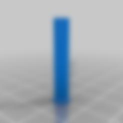 pin.stl Télécharger fichier STL gratuit Goupilles plus fines et ajout d'alésage pour pistolet à bande élastique semi-automatique • Modèle imprimable en 3D, Milan_Gajic