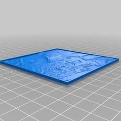 Télécharger fichier STL gratuit Mon Lithophane personnalisé (longueur et épaisseur paramétrées) • Plan imprimable en 3D, Milan_Gajic