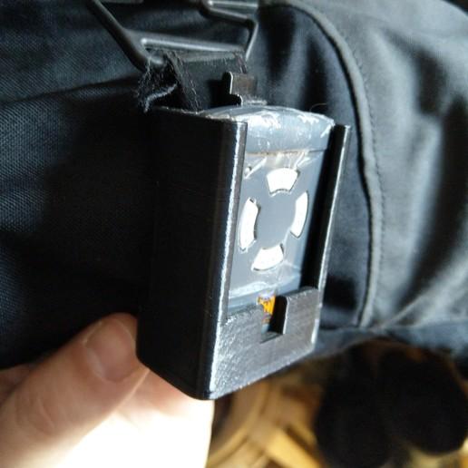 """190921-IMG_20190921_125331.jpg Télécharger fichier STL gratuit Couvercle de la batterie de la télécommande Hormann (version """"meh"""") • Plan pour impression 3D, Milan_Gajic"""