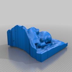 Télécharger fichier imprimante 3D gratuit Jovana Gajic - plongeurs, Milan_Gajic