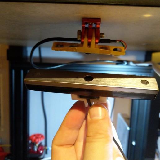 190925-IMG_20190925_210918.jpg Télécharger fichier STL gratuit Module de caméra HM1355 à l'adaptateur GoPRo • Plan imprimable en 3D, Milan_Gajic
