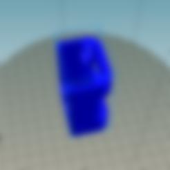 HormannRemoteCradlev3-strap.stl Télécharger fichier STL gratuit Berceau à sangle Hormann • Design à imprimer en 3D, Milan_Gajic