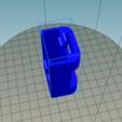 2018-02-19_22_24_44-Repetier-Host_V1.6.0_-_HormannRemoteCradlev3-strap.stl.png Télécharger fichier STL gratuit Berceau à sangle Hormann • Design à imprimer en 3D, Milan_Gajic