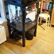 Download free STL file Ikea Lack 3D Printer Enclosure • 3D printable design, Milan_Gajic