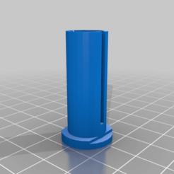 ST125_Valve_Insert_plug.png Download free STL file Zehnder STH-125 valve insert • 3D print object, Milan_Gajic