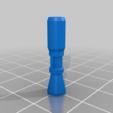 Download free STL file Playmobil Tree Swing Rope Fix • 3D printer design, Milan_Gajic