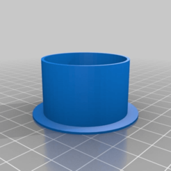 Download free STL file 40mm PVC Plug • 3D printable model, Milan_Gajic