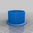13b2126593910062d58bfb0ec260efa9.png Download free STL file 40mm PVC Plug • 3D printable model, Milan_Gajic