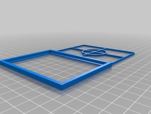 7f3ce6629d0bae1c8cd6930a851cb0fb_preview_featured.jpg Download free STL file 63 x 85mm Picture Frame • 3D printable model, Milan_Gajic