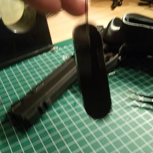 180218-DSC_0229.JPG Télécharger fichier STL gratuit Bouchon magnétique Baikal MP-651K pour poignée ergonomique • Plan pour imprimante 3D, Milan_Gajic