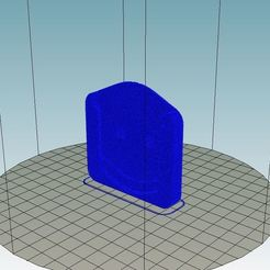 Download free 3D printing templates TomTom Rider charger easy-print protector, Milan_Gajic