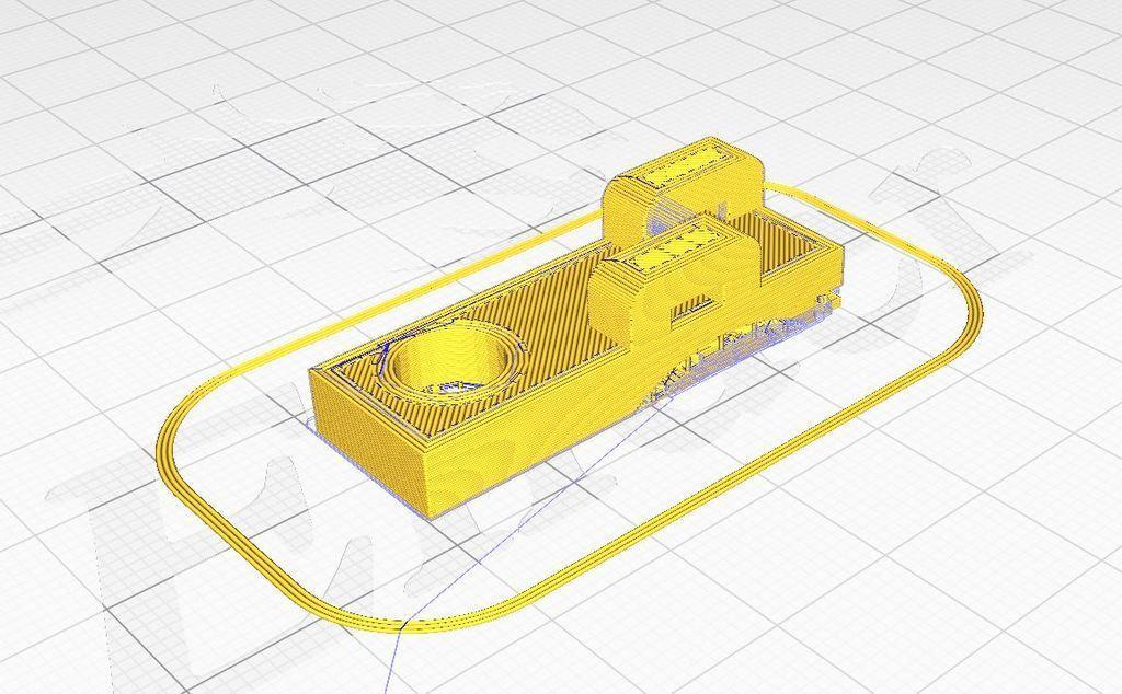 2020-03-26_16_18_11-Start.jpg Download free STL file Ikea Jansjo V1017 Clamp Conversion Adapter • 3D printable object, Milan_Gajic