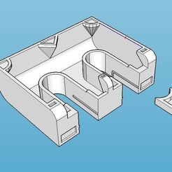 Télécharger objet 3D gratuit Tuyaux de radiateur cachant un truc, Milan_Gajic