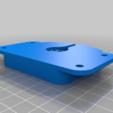 Download free STL file TomTom Rider Bag Mount USB charger • 3D printable template, Milan_Gajic
