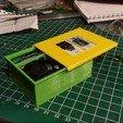 Download free STL file USB Tool Box for 15W Load & USB Tester • Model to 3D print, Milan_Gajic