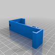 MountMid.png Télécharger fichier STL gratuit Support de téléphone pour lit IKEA STUVA / FRITIDS • Plan pour impression 3D, Milan_Gajic